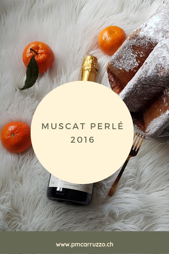 Muscat Perlé