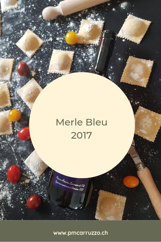 Merle Bleu