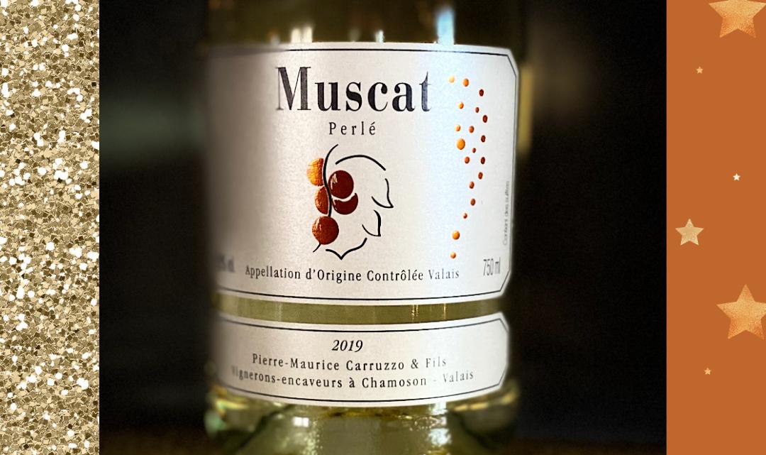 Muscat Perlé de nouveau disponible !